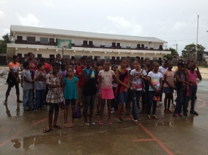 Project Belize 2013 and Birthday 117